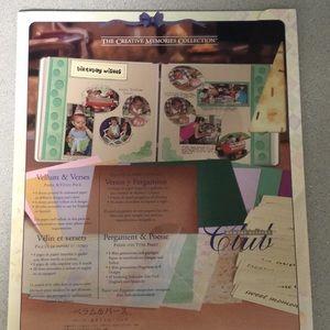 NEW Creative Memories Paper Pack